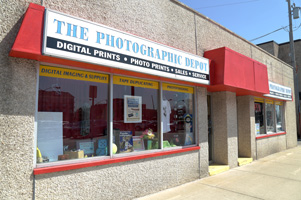 Photo Depot Storefront