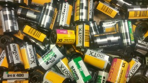 Both C-41 color processing film and black and white processing film can be developed by Photographic Depot